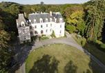 Hôtel Villebarou - B&B Château de Saint-Bohaire-2