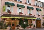 Hôtel Marmagne - Hotel de Bourgogne-1