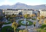 Hôtel Sarcenas - Hôtel d'Angleterre Grenoble Hyper-Centre-1
