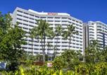 Location vacances Cairns - Cairns Luxury Seafront Apartment-3