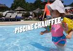Camping avec Piscine couverte / chauffée Carcans - Camping Tastesoule-3