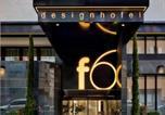 Hôtel Le Grand-Saconnex - Design Hotel f6-1