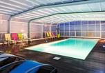 Hôtel Bord de mer de La Rochelle - Lagrange Appart'Hotel l'Escale Marine-2