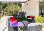 Location vacances Dissay-sous-Courcillon - Amazing home in Goulevant w/ Jacuzzi, Wifi and 2 Bedrooms-4