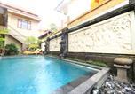 Villages vacances Ubud - Frangipani Bungalow-4