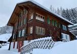 Location vacances Lauterbrunnen - Wohnung im Chalet Schiltwald direkt beim Sessellift-1