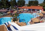 Camping avec Piscine couverte / chauffée Longeville-sur-Mer - Camping Domaine Villa Campista-2