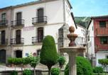 Location vacances Puerto de Béjar - Hostal Martin-4