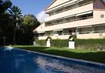 Location vacances  Province de Barcelone - Apartment in Sitges Hutb-011931-3
