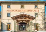 Hôtel Abetone - Abetone e Piramidi Resort-3
