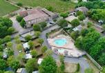 Camping avec Site nature Beaumont - Camping Les Chataigniers-1
