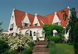 Hôtel 4 étoiles Ostende - Romantik Manoir Carpe Diem-1