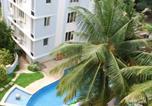 Location vacances Calangute - Goa Clarks 3bhk-2