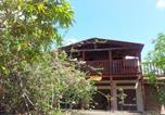 Location vacances  Nicaragua - Cabañas Lobotepe, 2 bedroom house with bayview, 3 blocks from beach and center of Sj-1