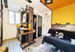 Location vacances  Rhône - Apartment Ministeel Loft Brotteaux Part-Dieu-1