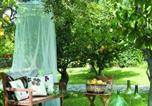 Location vacances Massa Lubrense - Luxury villa with private pool and sea view in the center-3