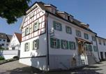 Location vacances Schwäbisch Gmünd - Hotel Hohe Schule-1