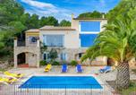 Location vacances Begur - Aiguablava Villa Sleeps 6 with Pool-4