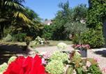 Hôtel Saint-Antoine-de-Breuilh - Les Hortensias - Chambres d'hôtes-2