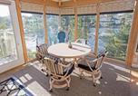 Location vacances Pawleys Island - Oyster Catcher 32 Lake View3br3ba Villa wkitchen-2