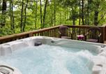 Location vacances Whittier - Natures Retreat with Hot Tub - 7 Mi to Bryson City-1