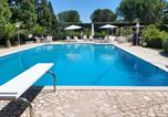 Location vacances Melpignano - House with 6 bedrooms in Muro Leccese with shared pool and Wifi 16 km from the beach-1