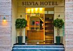 Hôtel Rhodes - Silvia Hotel-2