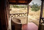 Camping  Acceptant les animaux Kenya - Kimana Amboseli Camp-4