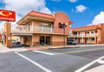 Hôtel Atlantic City - Econo Lodge Beach and Boardwalk