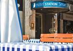 Hôtel Pinacothèque d'Art Moderne - Smart Stay Hotel Station-1