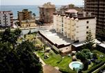 Hôtel Fuengirola - Hotel Monarque Cendrillón-1