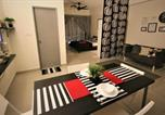 Location vacances Cyberjaya - Hyve Soho Suites-4