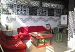 Hôtel Mexique - 13 Cielos Hostel-2
