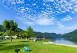 Camping en Bord de rivière Italie - Camping Village Lago Levico-1