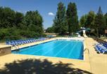 Camping avec Parc aquatique / toboggans Franche-Comté - Camping Le Val d'Amour-1