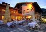 Hôtel Bezau - Hotel Alpenrose-1