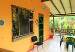 Location vacances Cahuita - Cabinas Caribe Luna-2