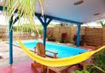 Village vacances Martinique - Les Villas Créoles de Sainte-Anne-1