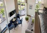 Hôtel Hambourg - Oberdeck Studio Apartments-2
