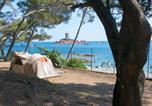 Camping avec Piscine Théoule-sur-Mer - Campéole Le Dramont-1