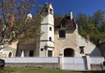 Hôtel Pouillé - Le Manoir des Roches-2