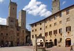 Hôtel Chianciano Terme - Leon Bianco-1