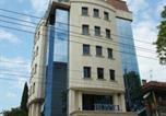 Hôtel Stara Zagora - Efir Hotel-4