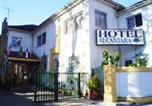 Hôtel Vallée de Casablanca - Hotel Alcantara-1