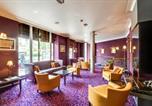Hôtel 4 étoiles Alfortville - Villa Lutèce Port Royal-4