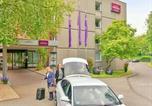Hôtel Cathédrale d'Aix-la-Chapelle - Mercure Aachen Europaplatz-3