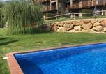 Location vacances Bolvir - Duplex Bolvir con piscina y excelentes vistas-1