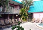 Hôtel Cocoa Beach - By the Beach Motel - Cocoa Beach-4