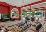 Location vacances Palm Harbor - Luxury 5br Pool Spa Tiki Hut-3
