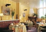 Hôtel Luxeuil-les-Bains - Relais Benelux Bale-4